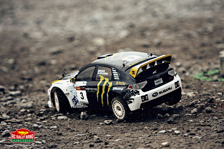 Big scale rc rally car rainsjpg car pictures